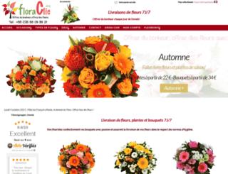 floraclic.fr screenshot