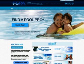 floridapoolpro.com screenshot