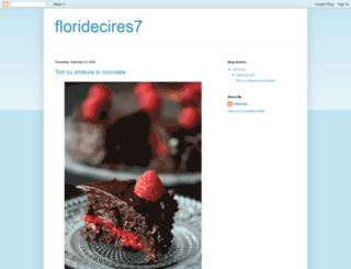 floridecires7.blogspot.com screenshot