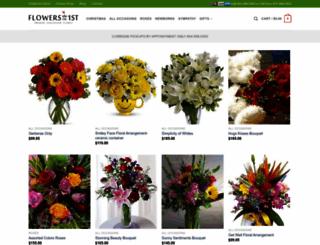 floristvancouver.com screenshot
