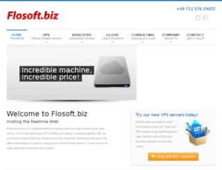 flosoft.biz screenshot