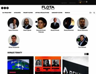 flota.com.pl screenshot