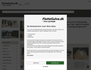 flottegulve.dk screenshot