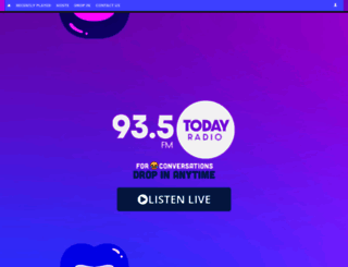 flow935.com screenshot