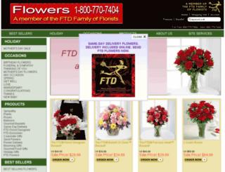 flowers.ms screenshot