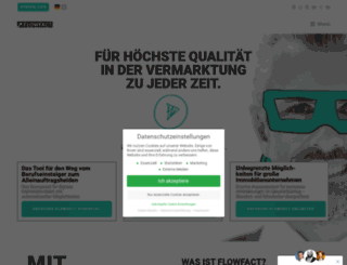 flowfact.net screenshot