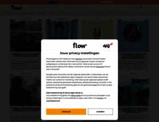 flowmagazine.com screenshot