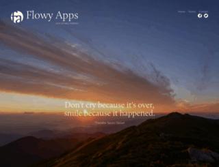 flowyapps.com screenshot