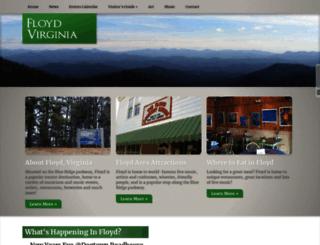 floydvirginia.com screenshot