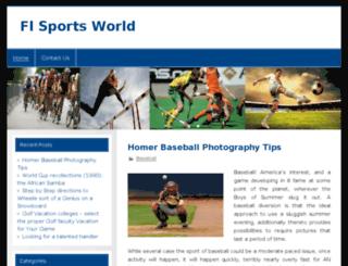 flsportsworld.com screenshot