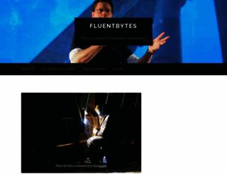 fluentbytes.com screenshot