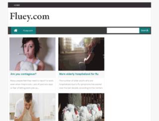 fluey.com screenshot