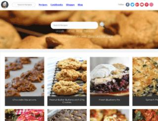 fluffycottagecheesepancakes.grandmotherskitchen.org screenshot