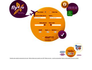 fly4.ro screenshot