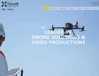 flycamhk.com screenshot