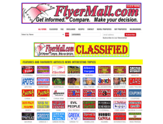 flyermall.com screenshot