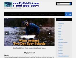 flyfishusa.com screenshot