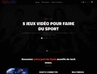flying-bits.org screenshot