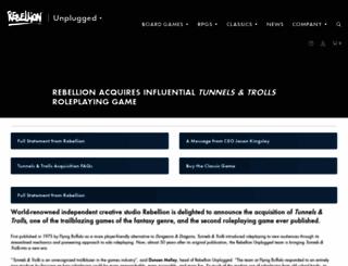 flyingbuffalo.com screenshot
