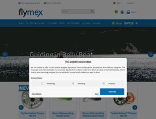 flymex.at screenshot