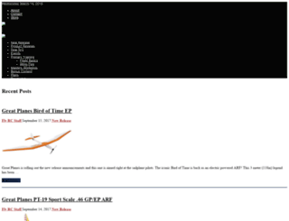 flyrc.com screenshot