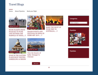 flywidus.wordpress.com screenshot