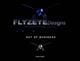 flyzeye-designs.com screenshot