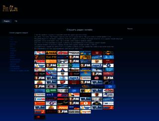 fm01.ru screenshot