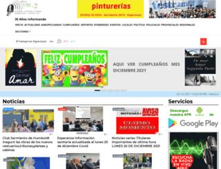 fmaaroncastellanos.com.ar screenshot