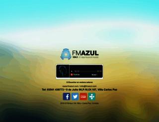fmazul.com screenshot