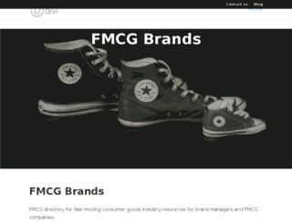 fmcgbrands.com screenshot
