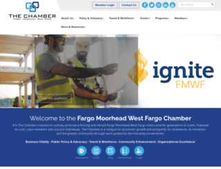 fmchamber.com screenshot