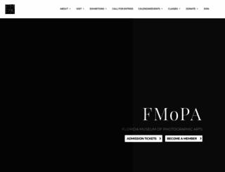 fmopa.org screenshot