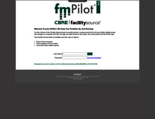fmpilot.com screenshot