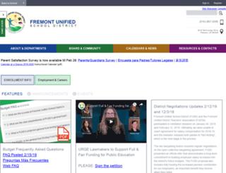 fmtusd.org screenshot