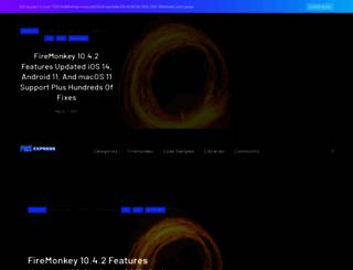 fmxexpress.com screenshot