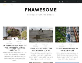 fnawesome.com screenshot