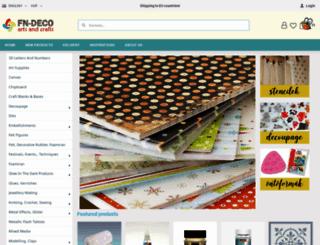 fndeco.com screenshot