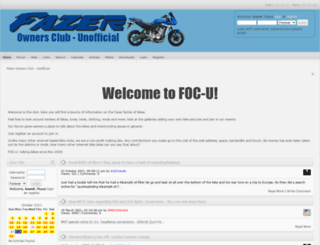 foc-u.co.uk screenshot