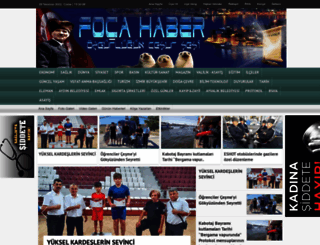 focahaber.com screenshot