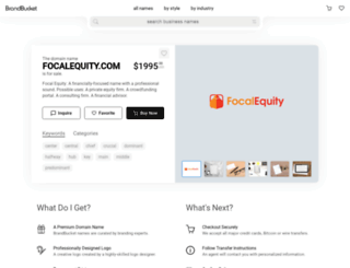 focalequity.com screenshot