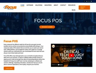 focuspos.com screenshot