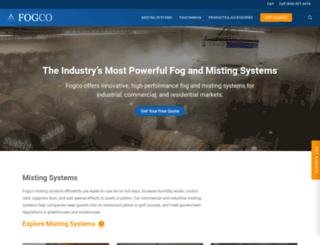 fogco.com screenshot