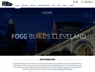 fogg.com screenshot