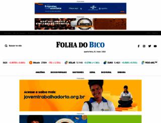 folhadobico.com.br screenshot