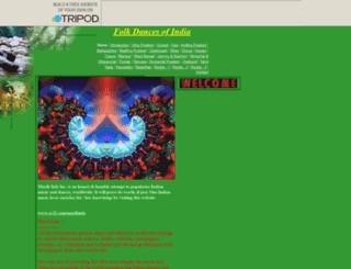 folk-dances.tripod.com screenshot