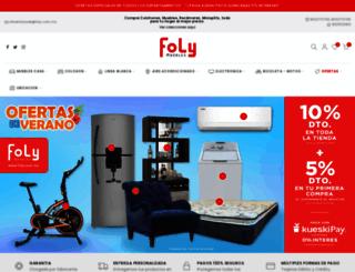 foly.com.mx screenshot