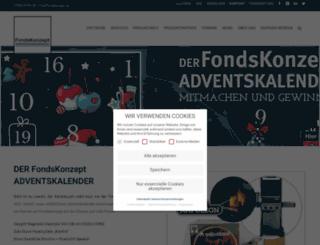 fondskonzept.ag screenshot