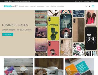 fonokart.com screenshot