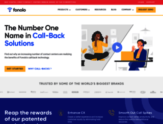 fonolo.com screenshot
